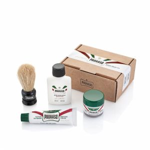 Proraso(Linea Verde) Travel Shaving Kit