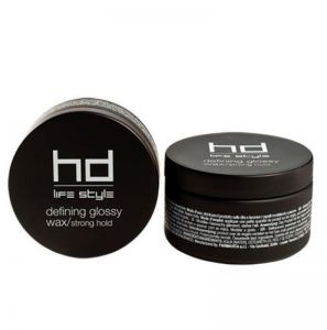 HD LIFE STYLE - Defining glossy wax/strong