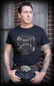Rumble59 T-Shirt Shot a man in Reno-M
