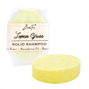 Badefee - Solid Shampoo Lemon Grass