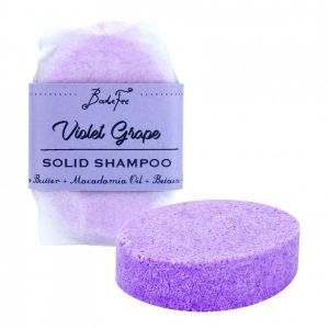 Badefee - Solid Shampoo Violet Grape